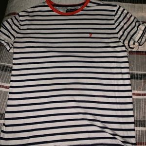 French Connection Striped Shirt
